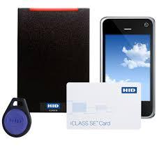 قارئ البطاقات الذكية iCLASS-SE®